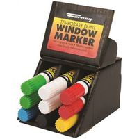 WINDOW MARKER DISPLAY 9-PIECE