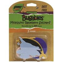 PIC Bug Mosquito Repellent Sticker