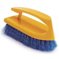 BRUSH SCRUB 6IN IRON HANDLE