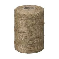 TWINE JUTE WRAPPED 495FT NATL