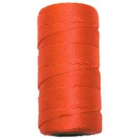 TWINE TWSTD NO18X500FT ORNG