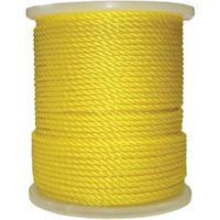 ROPE POLYP 3/8INX500FT YEL