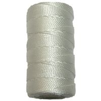 TWINE TWSTD NO18X250FT WHT