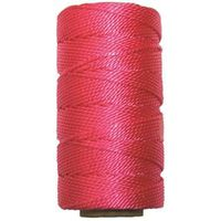 TWINE TWSTD NO18X500FT PNK