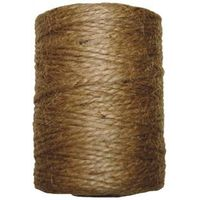 TWINE JUTE WRAPPED 115FT NATL