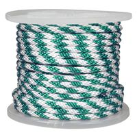 ROPE PP DERBY GREEN 5/8X200FT