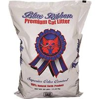 Blue Ribbon DE 3425 Natural Clay Cat Litter