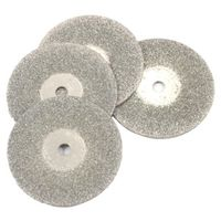 DIAMOND WHEEL KIT 3/4IN 4PIECE