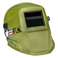 HELMET WELDING OLIVE 5.97IN2