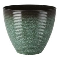 PLANTER RESIN WAVE 14.75