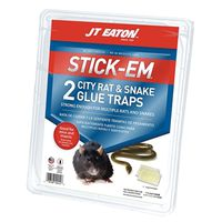GLUE TRAPS RAT / SNAKE