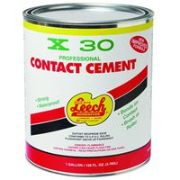 Leech X30-79 X30 Contact Cement