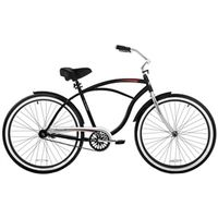 BICYCLE MEN BEACH CRUISER 26IN