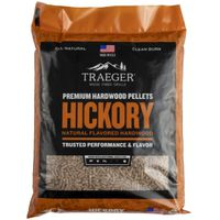 PELLETS GRILL HICKRY TRGR 20LB