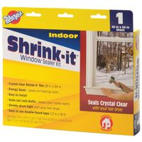 Shrink-it SK-38 Window Sealer Kit