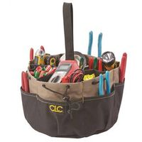 CLC 1148 Drawstring Bucket Tool Bag