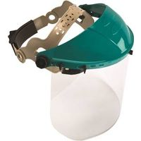 MSA 10103557 Adjustable Headgear With Visor