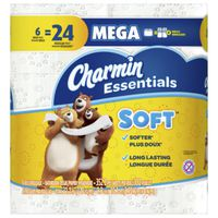 CHARMIN ESSENTIAL SOFT 6 ROLL