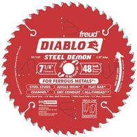 Steel Demon D0748F Circular Saw Blade