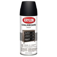 SPRAY PNT CHALKBOARD BLK 12OZ