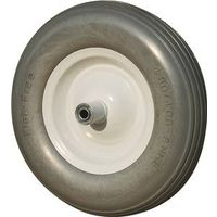 WHEELBARROW TIRE FLT FREE 16X4