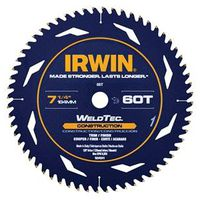 SAW BLADE 7-1/4IN 60T CONST