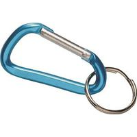 Hy-Ko KC125 Small Lightweight Key Ring C-Clip