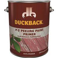 Duckback P-3 Primer Peeling Paint