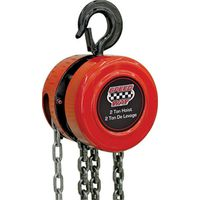 North American Tool 7519 Gear Driven Chain Hoist