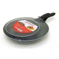 SET PAN FRYING 2PC BLK AL