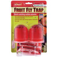 TRAP FRUIT FLY TWO-PACK