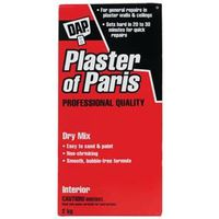 PLASTER OF PARIS 2KG WHITE