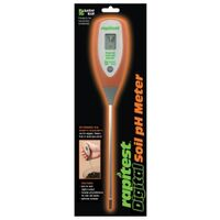 METER PH SOIL DIGITAL ORNG/GRY