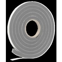 TAPE FOAM BLK 1/2X9/16INX10FT