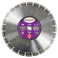 Diamond Products 15379 Segmented Rim Arbor Circular Saw Blade