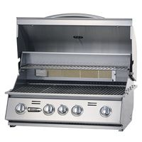 GRILL HEAD 4 BURNER NG BULLET