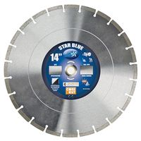 Diamond Products 14355 Segmented Rim Arbor Circular Saw Blade