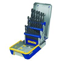 Irwin 3018004 Industrial Drill Bit Set
