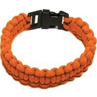 PARACORD BRACELET ORANGE L