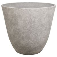 PLANTER RESIN MONZONITE 22IN