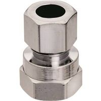 Plumb Pak PP7273PCLF Straight Pipe to Tube Adapter