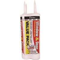 Red? Devil 0846V4 Siliconized Acrylic Caulk
