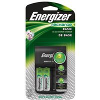 Energizer CHVCWB2 Value Plug-In Battery Charger