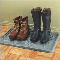 TRY BOOT 17X27IN GRY