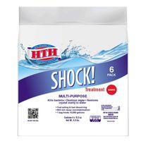 SHOCK TREATMENT POOL 6X13 OZ