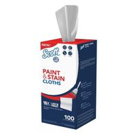 CLOTH PAINT-STAIN 100 COUNT