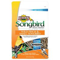 FOOD BIRD FNCH/SM SGBD 6CT 4LB