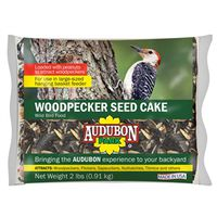 FOOD BIRD CAKE WOODPECKER 2LB