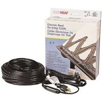 CABLE HEATING W/CLIP 18M 300W