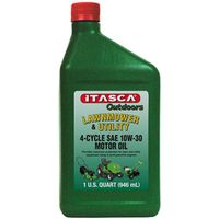 Itasca 702273 4-Cycle Utility Motor Oil